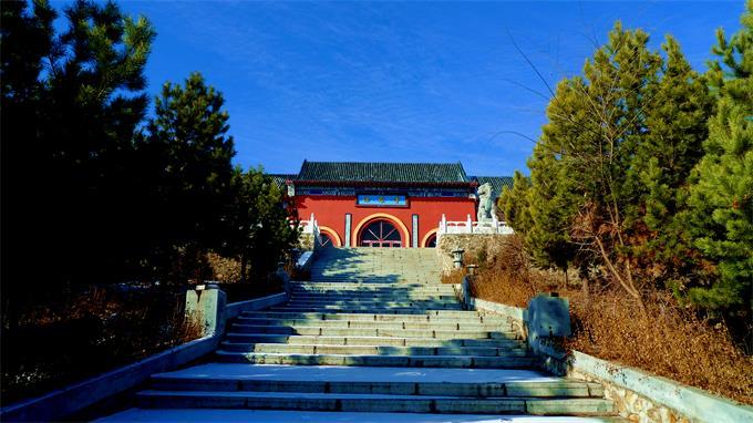 伊通南山旅游风景区